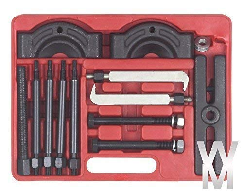 14pc Bearing Puller Separator Splitter Set from Toolzone