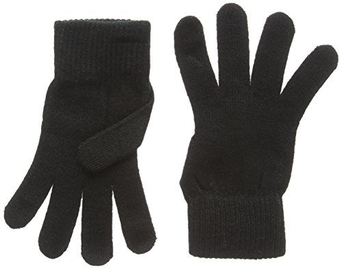 Adults magic stretch gloves in black. Ideal winter wear. from Top Brand