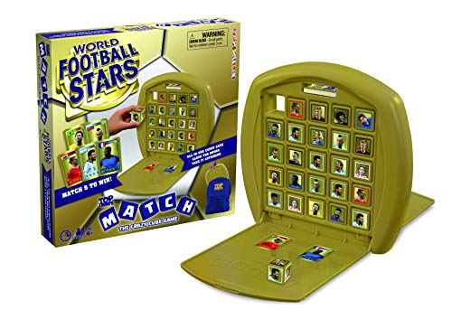 World Football Stars Top Trumps Match Board Game from Top Trumps