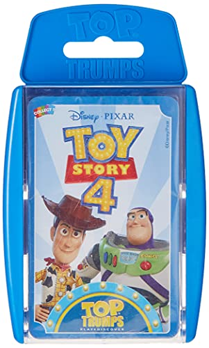 Top Trumps Toy Story 4 Top Trumps Card Game from Top Trumps