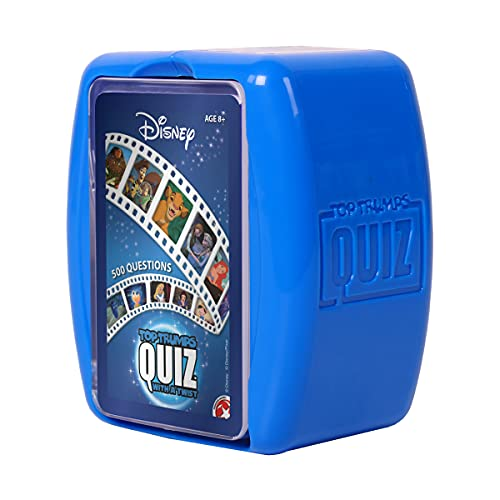 Disney Classic Top Trumps Quiz Game from Top Trumps