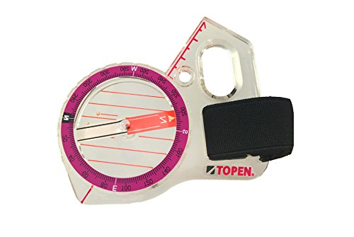 TOPEN topspeed-ros-dr Compass Speed Right (Left Handed), Adult Unisex, Pink, M from TOPEN