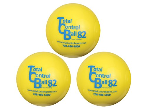 Total Control Sports 82 Ball (3-Pack) from Total Control Sports