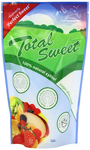 (4 PACK) - Total Sweet - Total Sweet Xylitol Sweetener | 225g | 4 PACK BUNDLE from Total Sweet