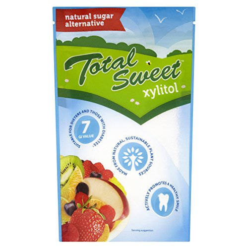 Total Sweet 100% Natural Xylitol, 1kg from Total Sweet