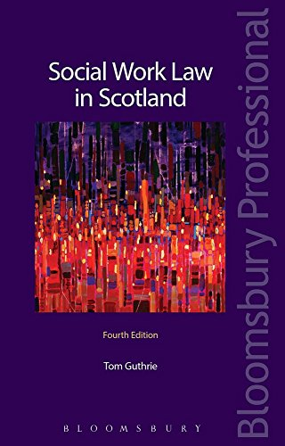 Social Work Law in Scotland from Bloomsbury Professional