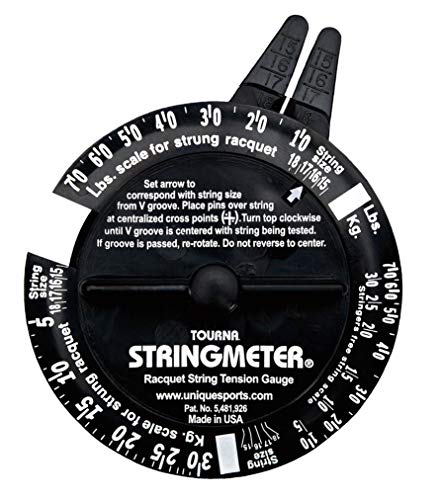 Tourna String Meter from Tourna Grip
