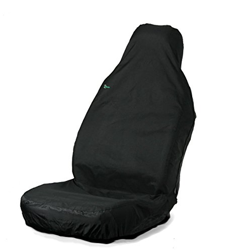 Town and Country Covers 3D Universal Front Seat Cover - Black from Town and Country Covers