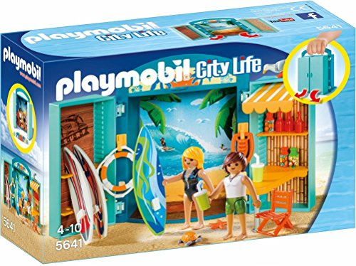 Playmobil 5641 Surf Shop Play Box from Playmobil