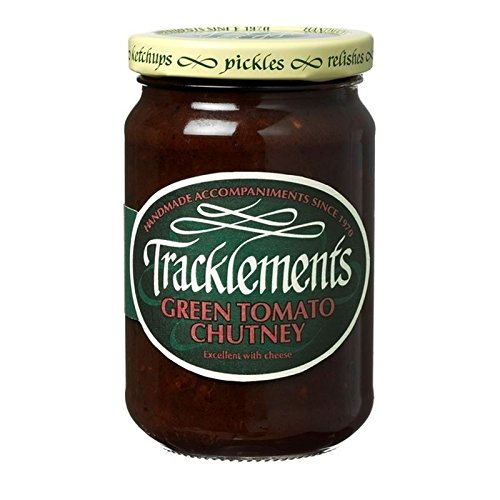 Tracklements Green Tomato Chutney 325g - Pack of 2 from Tracklements
