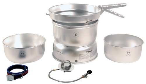 Trangia 25 Cookset With Gas Burner from Trangia