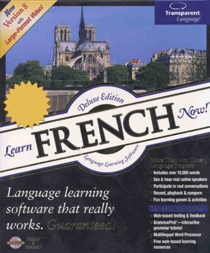 Learn French Now! 8.0 from Transparent Language