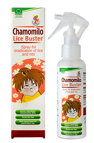 Chamomilo Lice Buster – Anti Lice & Nits Spray from Tree of Life