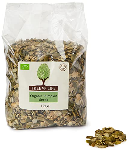 Tree of Life Organic Pumpkin Seeds 1 Kg from Tree of Life