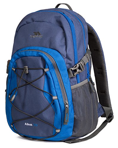 Trespass Albus, Electric Blue, Backpack 30L, Blue from Trespass