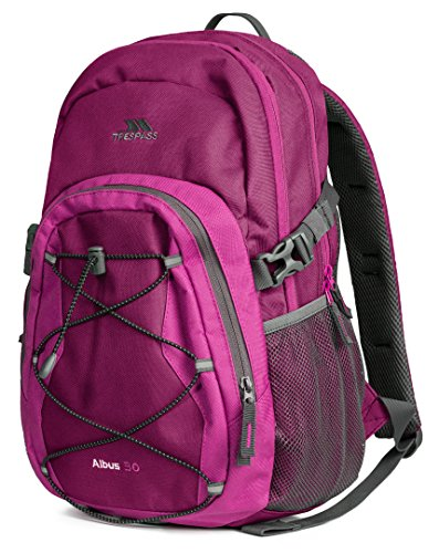 Trespass Albus, Purple, Backpack 30L from Trespass