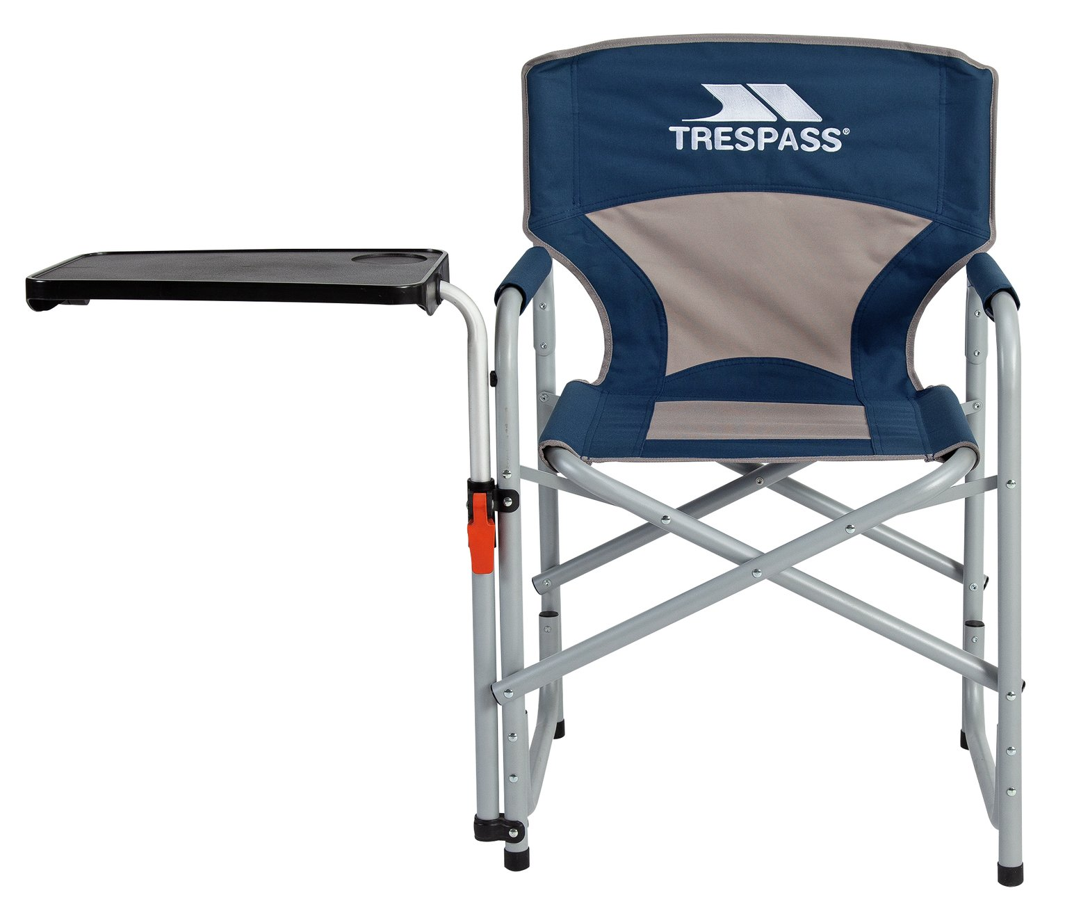 Trespass Chair with Swivel Side Table from Trespass