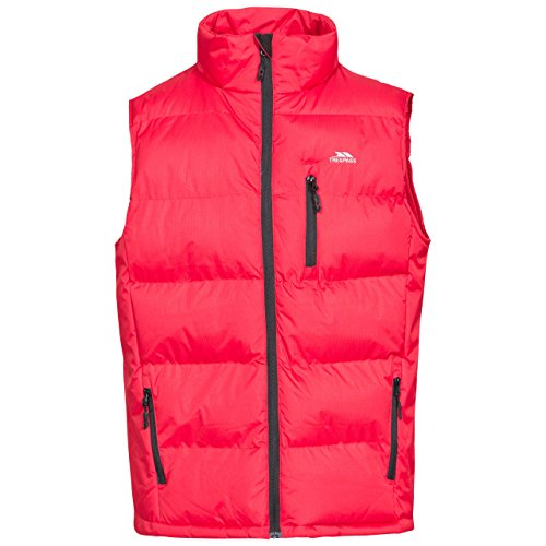 Clasp Padded Gilet Red XS from Trespass
