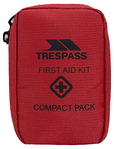 Trespass Help, Red, First Aid Kit, Red from Trespass