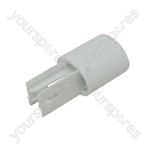 Electrolux Washer Dryer White Push Button Keyboard from Tricity