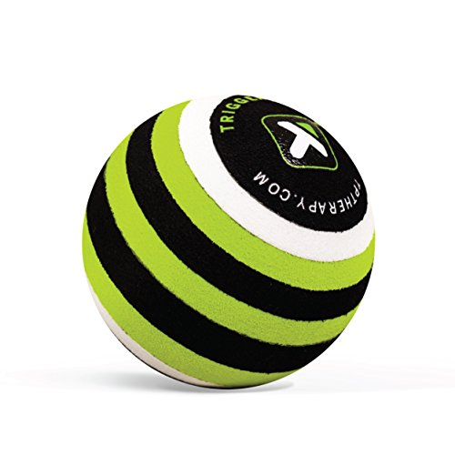 Trigger Point Performance Unisex's MB1 Foam Massage Ball-Lime/Black, 5cm / 2.6 Inch from Trigger Point Performance