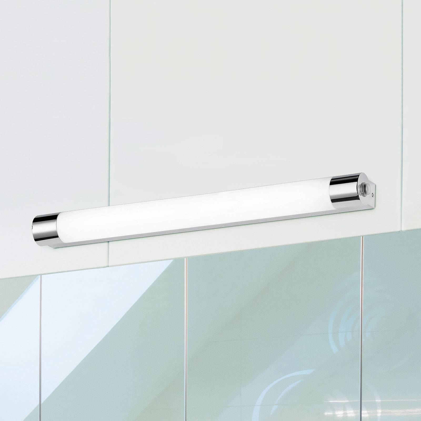 Paulien - LED wall light IP44 with power socket from Trio Lighting
