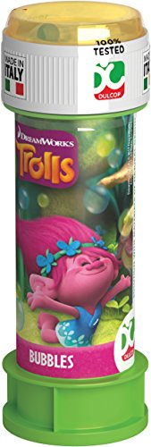 Trolls Bottle Bubbles - 60ml from Dulcop