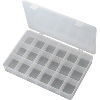 TRU Components PP18-01 Assortment Box 278 x 192 x 43mm - 18 Fixed ... from Tru Components