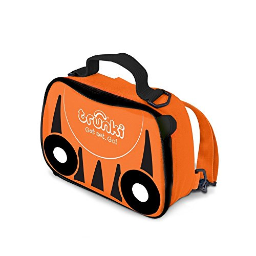 df3b7b37547c Trunki Kids Insulated Lunch Bag   Backpack With Shoulder Strap - TIpu Tiger  (Orange)