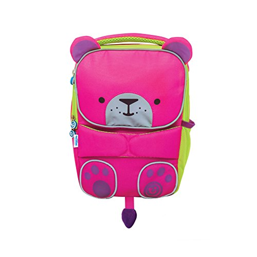 6c6c93d7571d Trunki Toddler s Backpack – Hi-Viz Little Children s Pre School Rucksack -  ToddlePak Betsy (