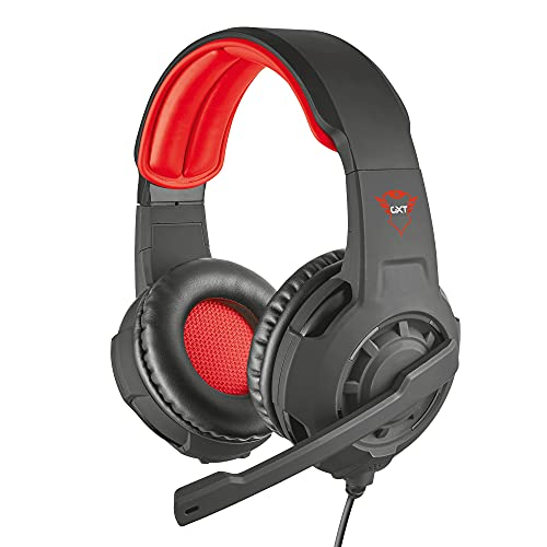 Trust Gaming 21187 GXT 310 Radius Gaming Headset for PC, Laptop, PS4 and Xbox One, Black from Trust Gaming