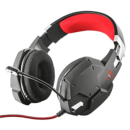 Trust Gaming GXT 322 Carus Gaming Headset for PC, Laptop, PS4 and Xbox One, Black from Trust Gaming