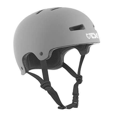 Tsg Helmet Evolution Solid Color, Satin Coal, S/M, 75046 from Tsg