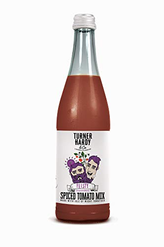 Turner Hardy and Co Lively Spiced Tomato Bloody Mary Mix (6 x 750ml) from Turner Hardy & Co
