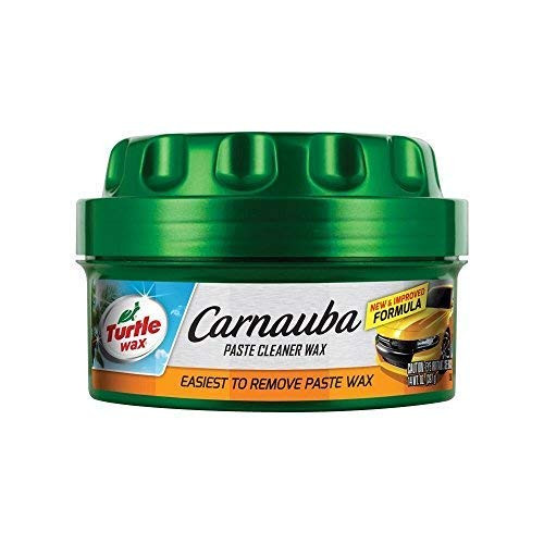 Turtle Wax 50391 Carnauba Car Paste Cleaner Wax 397g from Turtle Wax