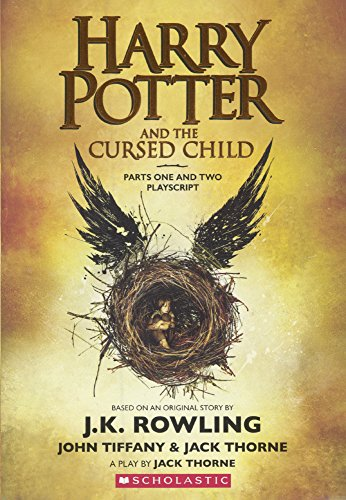Harry Potter and the Cursed Child, Parts I and II (Special Rehearsal Edition): T from Turtleback Books