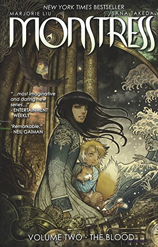 Blood (Monstress) from Turtleback Books