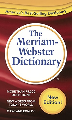 The Merriam-Webster Dictionary from Turtleback Books