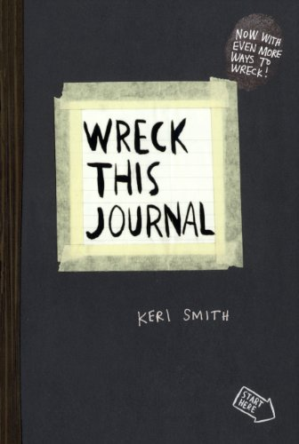 Wreck This Journal from Turtleback Books