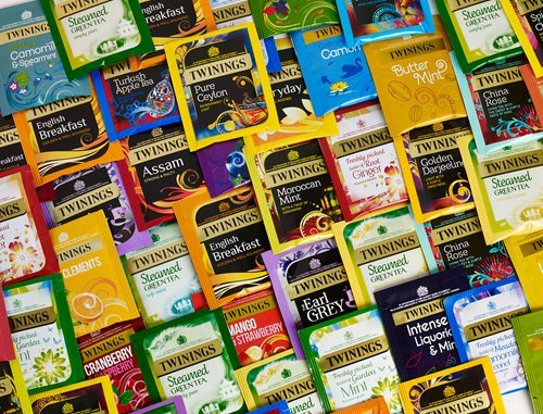 Twinings Classic Variety Selection Pack 20 Flavours. 30 Enveloped Tea Bags from Twinings