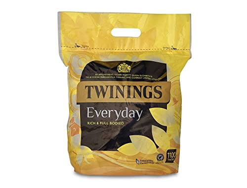 Twinings Everyday Tea Bags (Pack of 1100) from Twinings