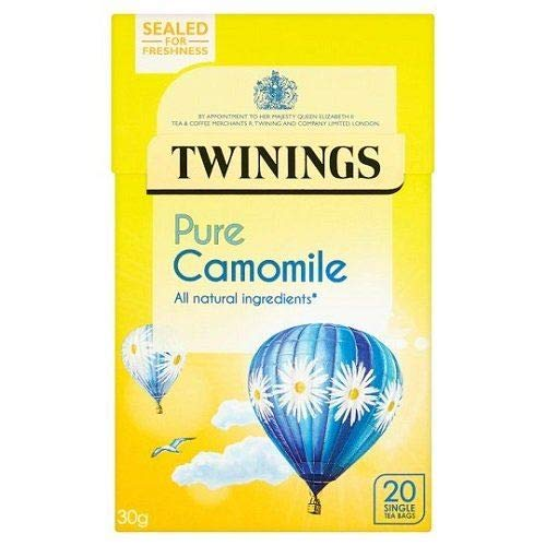 Twinings Pure Camomile Tea Bags 30 g from Twinings