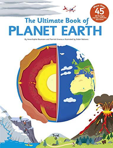 Planet Earth (Ultimate Book of) from Twirl