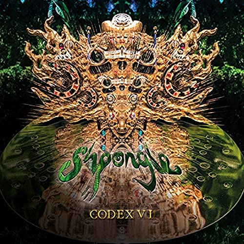 Codex 6 from Twsited Records