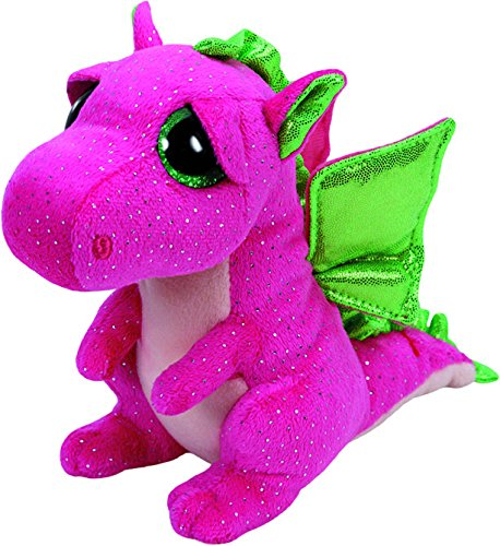 TY Beanie Boo Plush - Darla the Dragon 15cm from Ty