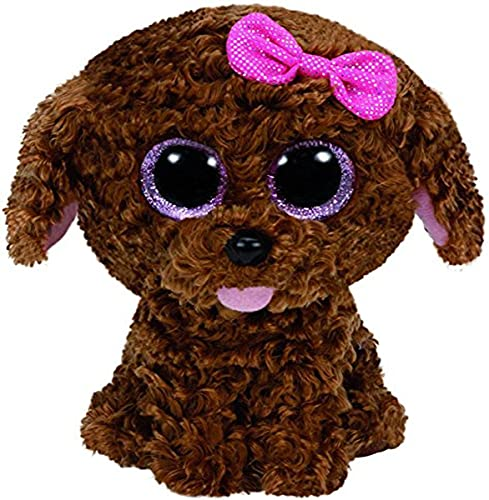 Ty Plush – Beanie boo' S Clip – Maddie the Dog from Ty