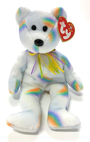 Ty Beanie Baby - Cheery the Sunshine Bear (4359) from Ty