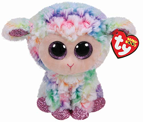 Ty Beanie Boo's Soft Toy Daffodil the Sheep from Ty