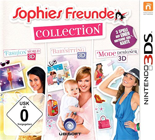 Sophies Freunde Collection (Fashion World / Babysitting / Mode-Designer) [German Version] from Ubi Soft