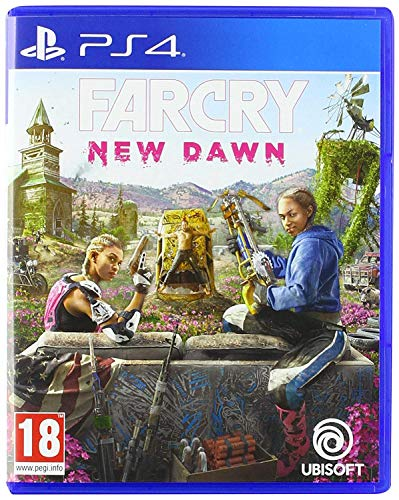 Far Cry New Dawn (PS4) from Ubisoft